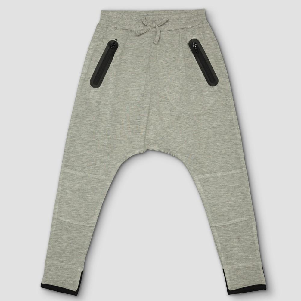 Toddler Boys Afton Street Jogger Pants - Heather Gray - 4T