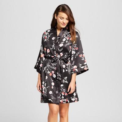 Women's Robes - Gilligan & O'Malley™ Black XL/XXL