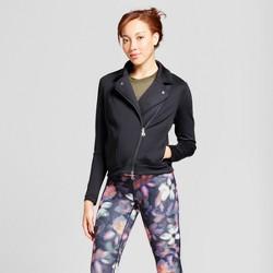 Women's Moto Jacket - JoyLab™ Black