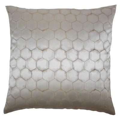 Grey Throw Pillow Target : Gray Square Throw Pillow (18