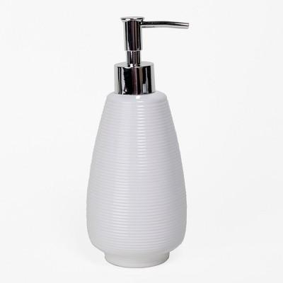 Soap/lotion Dispenser Saturday Knight Ltd. White
