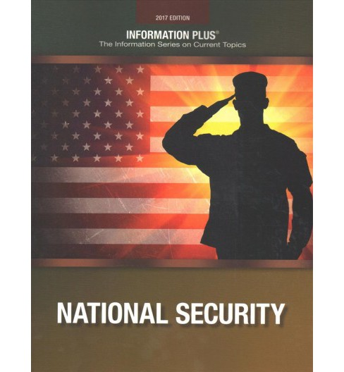 National Security (Paperback) (Kim Masters Evans) - image 1 of 1