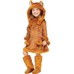Kids' Sweet Fox Costume