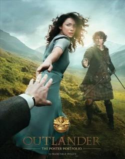 Outlander : The Poster Portfolio (Paperback)