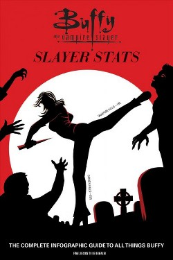Slayer Stats : The Complete Infographic Guide to All Things Buffy -  (Hardcover)