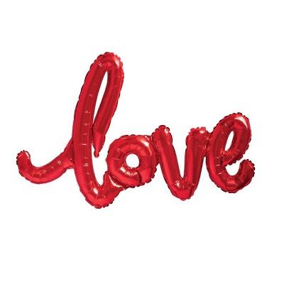 Valentineu0027s Day Love Mylar Balloon   Spritz™