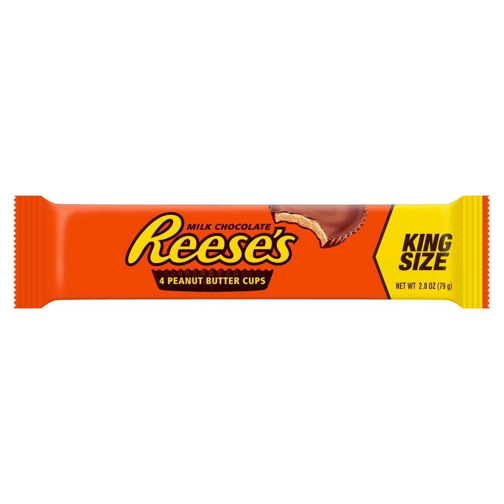 Reese's 4 Peanut Butter Cups - 2.8oz