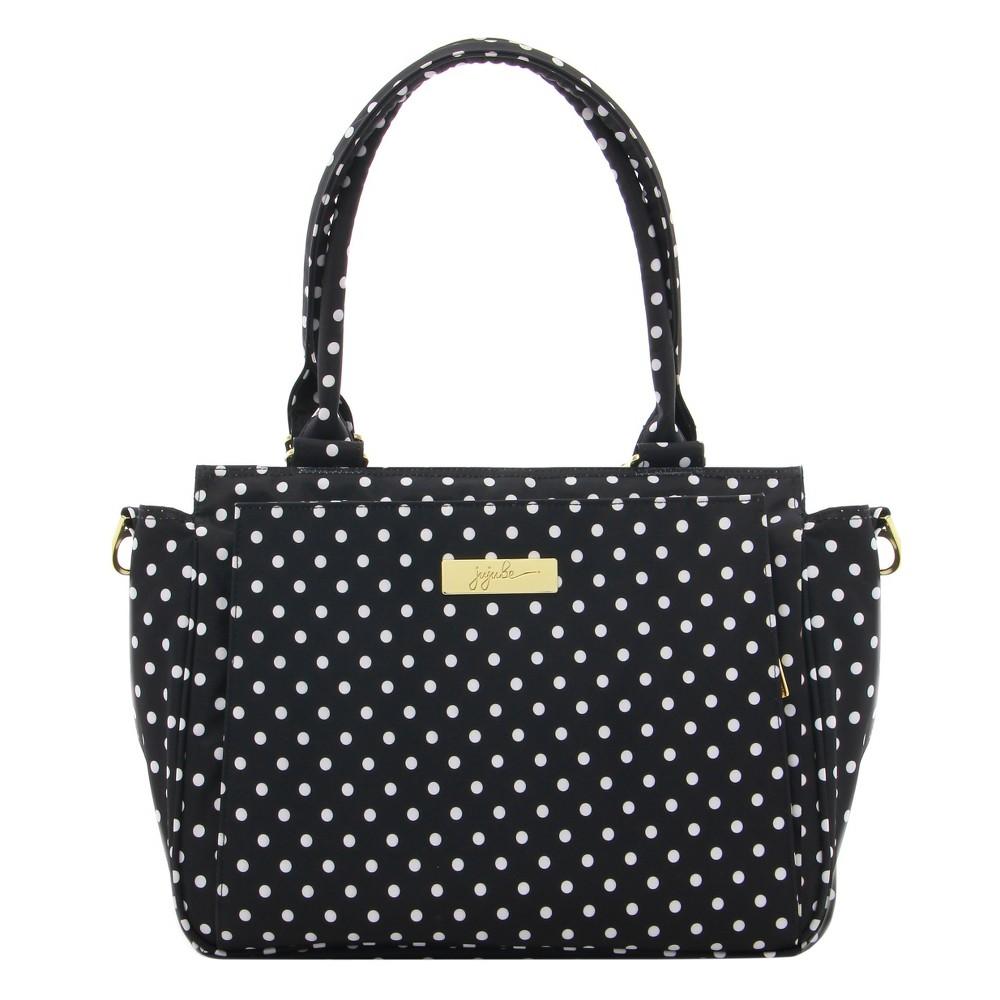 Ju-Ju-Be Be Classy The Duchess Diaper Bag - Black/White