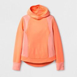Girls' Pullover Striped Tech Fleece - C9 Champion®