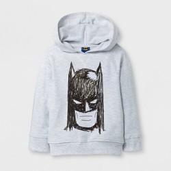 Toddler Boys' DC Comics® Batman® Sketch Hooded Sweatshirt