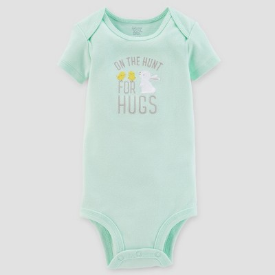 Babys' On the Hunt for Hugs Bodysuit - Just One You® made by carter's Mint Newborn