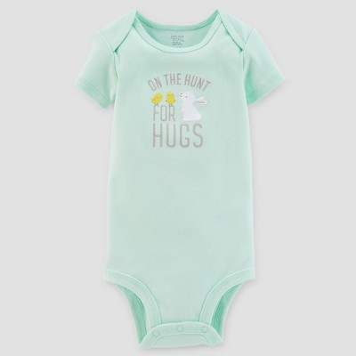 Babys' On the Hunt for Hugs Bodysuit - Just One You® made by carter's Mint 9M