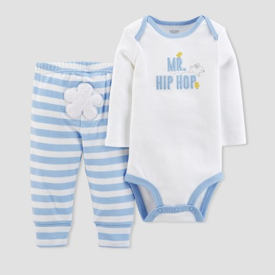 Baby Boys' Mr. Hip Hop Set - Just One You® made by carter's Blue 9M