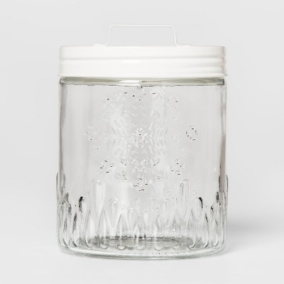 Glass Food Storage Canister Small - Threshold™