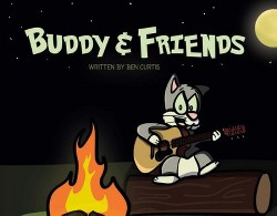 Buddy & Friends (Paperback) (Ben Curtis)