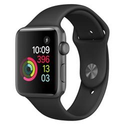 Apple® Watch Series 2 42mm Aluminum Case Sport Band