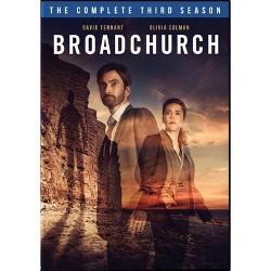 Broadchurch:Season Three (DVD)