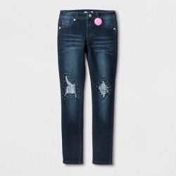 Seven7 Girls' Skinny Jeans - Denim