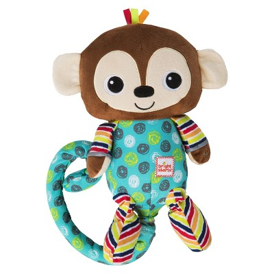 Bright Starts Bananas the Tickle and Tumble Monkey