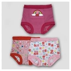 Toddler Girls' Disney® 3pk Peppa Pig Training Pants