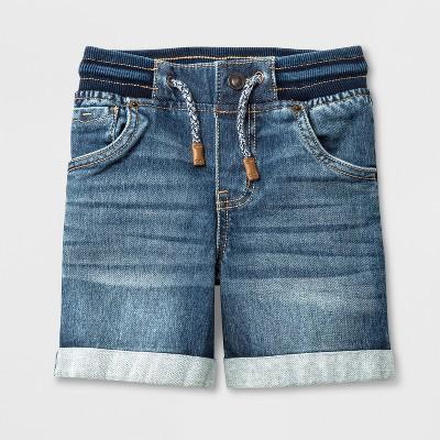 Toddler Boys' Genuine Kids® from OshKosh Denim Shorts -<br>Medium Blue Wash 2T