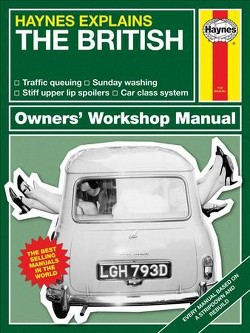Haynes Explains The British (Hardcover) (Boris Starling)