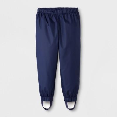 Toddler Solid Rain Pants - Cat & Jack™ Navy