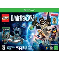 LEGO® Dimensions Starter Pack with Lloyd Fun Pack - Xbox One