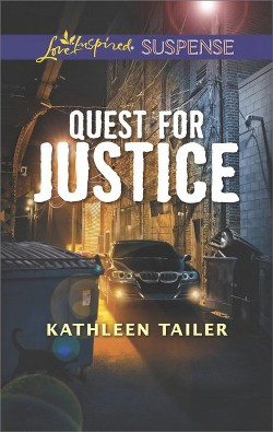 Quest for Justice (Paperback) (Kathleen Tailer)