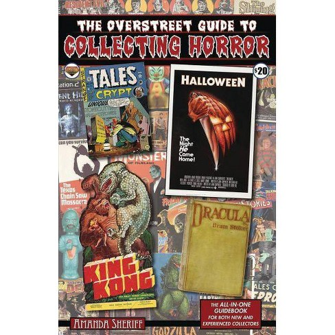 Overstreet Guide to Collecting Horror (Paperback) (Amanda Sheriff) - image 1 of 1