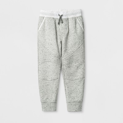 Toddler Boys' Genuine Kids™ from OshKosh® Pull-On Joggers - Heather Grey - 12M