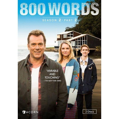 800 Words:Season 2 Part 2 (DVD) - image 1 of 1