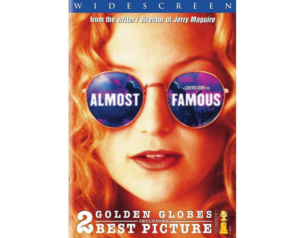 Almost famous (Dvd), Movies