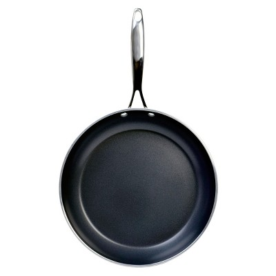 Cooking Light Inspire 11  Forged Aluminum Nonstick Fry Pan Gray