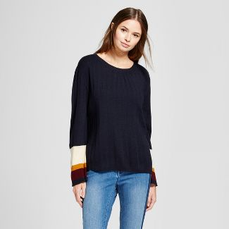 navy blue pullover sweater : Target