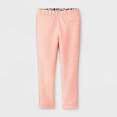 Toddler Girls' Jacquard Fashion Pants Genuine Kids® from OshKosh - Pink 12M