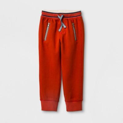 Toddler Boys' Genuine Kids™ from OshKosh® Jogger - Dark Orange 12 M