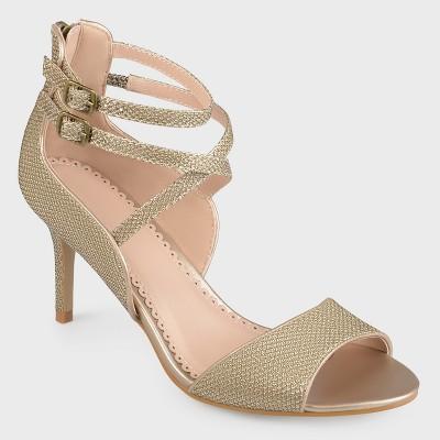 Strappy Glitter Heels B7q3DHpU