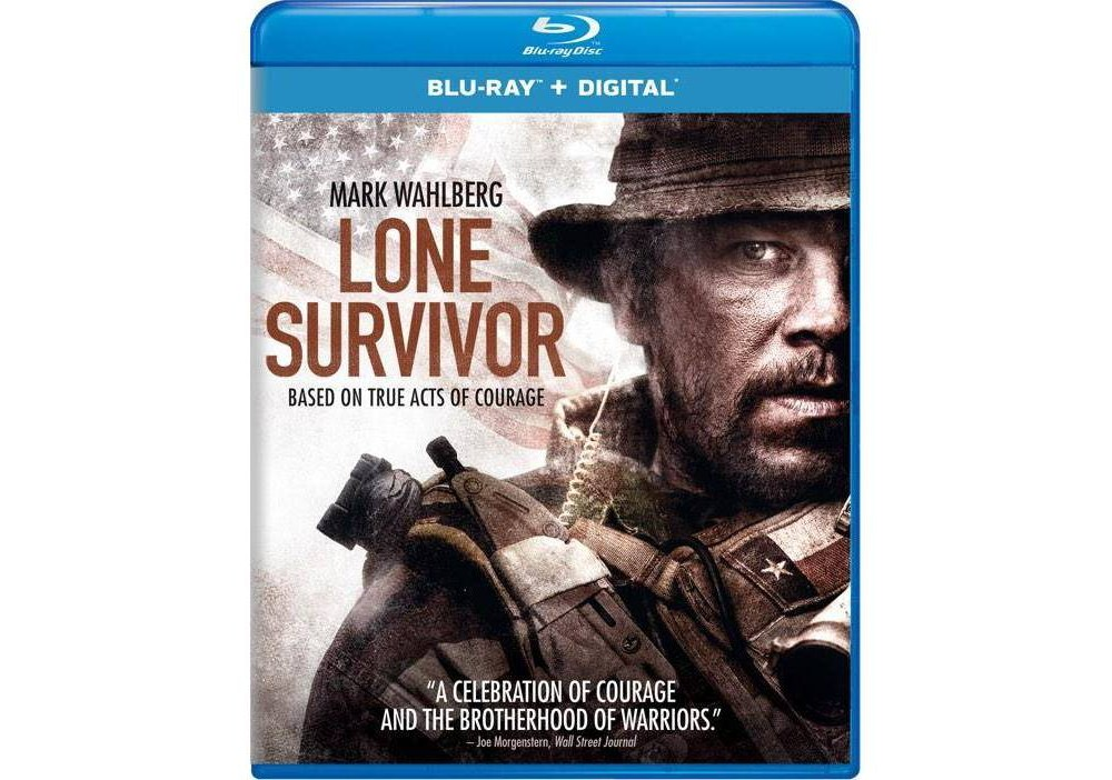 Lone Survivor (Blu-ray), Movies