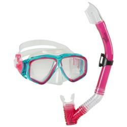 Snorkel Sets Speedo Pink
