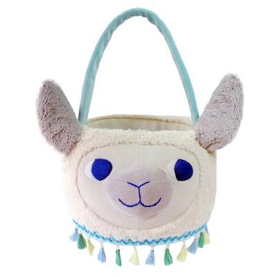 Easter Llama Plush Basket - Spritz™