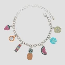 Girls' Fruits Charm Bracelet - Cat & Jack™