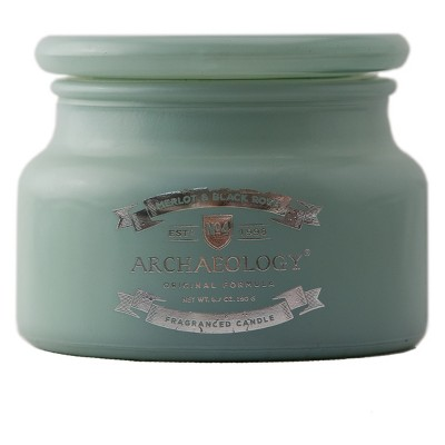 Container Candle Sea Mist 6.7oz - Archaeology