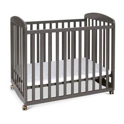 DaVinci Alpha Mini Rocking Crib - Slate
