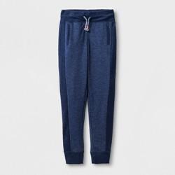 Girls' Activewear Jogger Pants - Cat & Jack™ Nightfall Blue