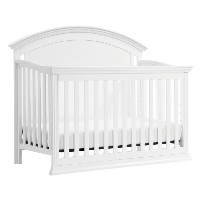 Million Dollar Baby Classic Wembley 4-in-1 Convertible Crib - White