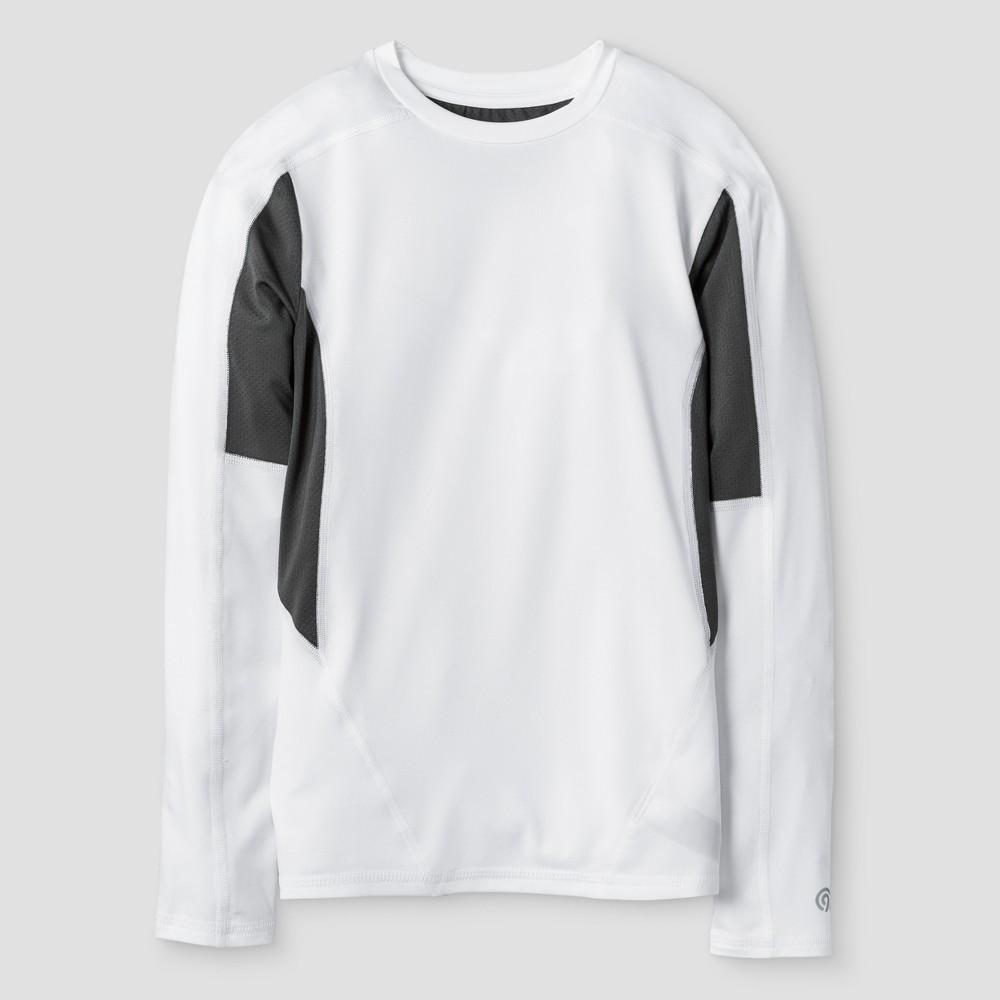 Boys' Activewear T-Shirt - C9 Champion White M