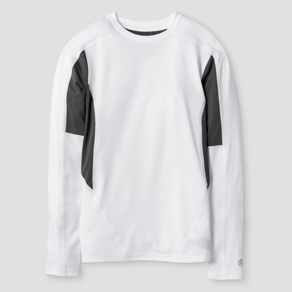 Boys' Activewear T-Shirt - C9 Champion White XL