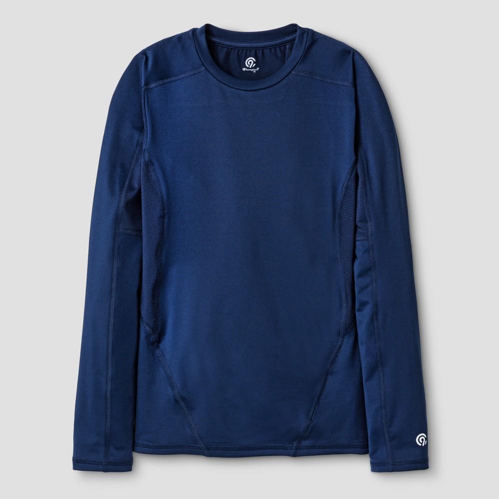 Boys' Activewear T-Shirt - C9 Champion Navy (Blue) M
