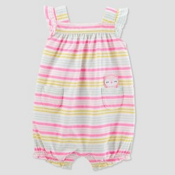 Baby Girls' 1pc Owl Romper - Just One You™ Made by Carter's® Pink
